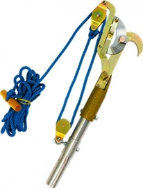 "Jameson 'Big Mouth' Double Pulley Pole Lopper with 1.75"" cut"