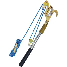 "Jameson Compositlock™ 'Big Mouth' Double Pulley Pole Lopper with 1.75"" cut"